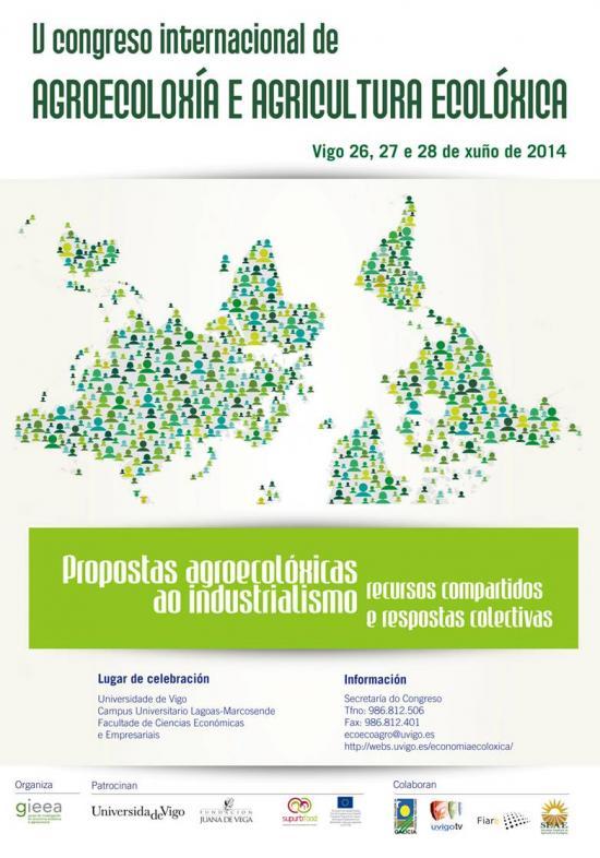 V Congreso Internacional de Agroecología y Agricultura Ecológica